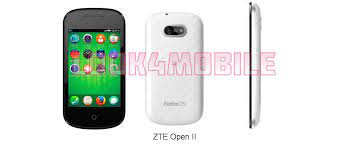ZTE Open II - Eigenschaften, technische ...