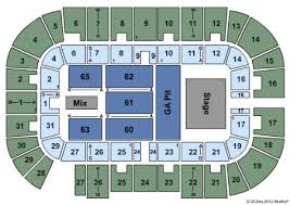 Massmutual Center Tickets And Massmutual Center Seating