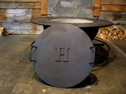metal fire pit cover. Metal Fire Pit Covers | Create Your Own Personalized With Family\u0027s Name, Cover Pinterest