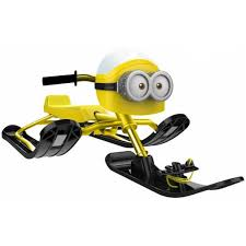 <b>Snow Moto</b> Minion - <b>снегокат</b> despicable ME желтый купить в ...