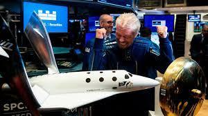 Watch Richard Branson's Space Flight