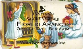 <b>Мыло</b> Florinda <b>Merry Christmas</b> Fiori Di Arancio 100г — купить ...