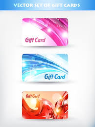Modern Gift Card Templates Free Vector Download 26 209 Free
