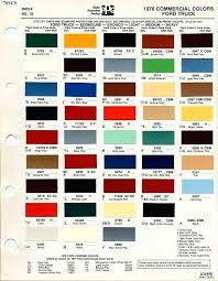 2 Report This Image Ford Focus Colour Code Chart