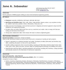 Mechanical Engineering Resume Template Extraordinary Mechanical Engineering Resume Template Entry Level Creative Resume
