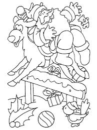 Disney Rendier Kleurplaten Leuk Voor Kids Rudolf Het Rendier Met