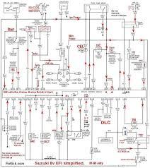 92 95 8v tbi ecu simplified schematic