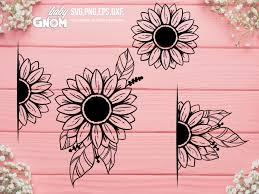 80+ vectors, stock photos & psd files. Sunflower Clipart Bundle Graphic By Babygnom Creative Fabrica
