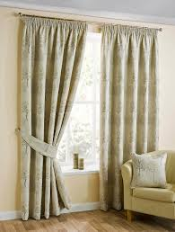 Living Room Ready Made Curtains Arden Natural Ready Made Curtains
