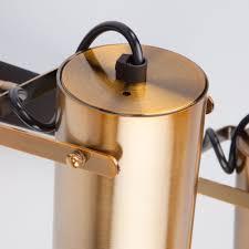 <b>Настенный светодиодный светильник</b> с поворотными плафонами