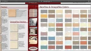 Omega Stucco Color Chart