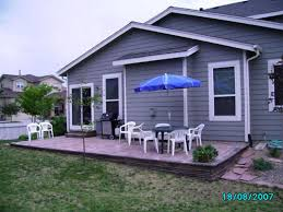 backyard raised patio ideas. Paver-Patio Tips Backyard Raised Patio Ideas