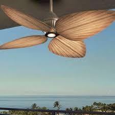 leaf ceiling fan. Coastal Fans Without Lights · Outdoor Palm Leaf Ceiling Fan A