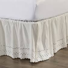 extra long bed skirt. Delighful Extra Quickview And Extra Long Bed Skirt A