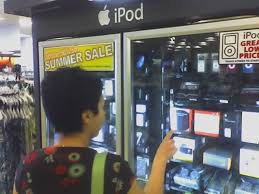 Electronic Vending Machine Locations Impressive Gigaom IPod Vending Machines Now In US Retail Outlets