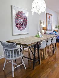 Eclectic Modern Dining Room Eclectic Dining Rooms Cortney
