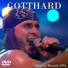 GOTTHARD LIVE MUNICH 1994 DVD PAYPAL FREE SHIPPING !!! Free Shipping. $19.95 Free Shipping - gotthard-live-dvd-1994-deep-purple-asia-david-coverdale-5cbf9