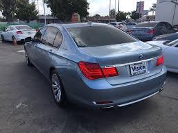 BMW Convertible bmw 7 series hybrid mpg : 2011 Used BMW 7 Series 750Li ActiveHybrid at Vision Hankook Motors ...