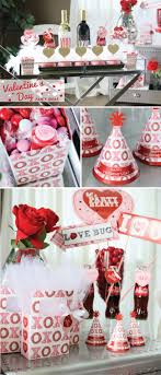Valentine's Day Party Ideas for Home, School and Work - Valentine's  Decorations from BigDotOfHappiness.