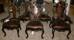 hooker furniture dining. Hooker Furniture Dining Chairs Set Of 6 Company Beladora Room