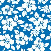 Hawaiian Pattern Unique Hawaiian Pattern Fabric Wallpaper Gift Wrap Spoonflower