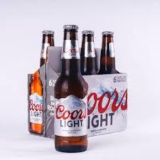 20 Bottles Of Coors Light Coors Light Bottle