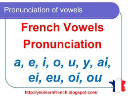 Most french pronunciation guides are really only about pronunciation rules for the language. French Lesson 124 Pronunciation Of Vowels Ai Ei Eu Oi Ou Semi Vowels In French Youtube