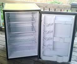 genuine danby mini fridge l3985717 danby mini fridge glass door