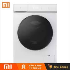 Máy giặt và sấy thông minh XIAOMI Mijia Internet Washing and Drying Machine  XHQG100MJ01 10KG, Giá tháng 1/2021