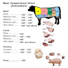 Meat Doneness Temperature Chart Celsius 77 Prototypical Meat Temperature Cooking Chart In Celsius