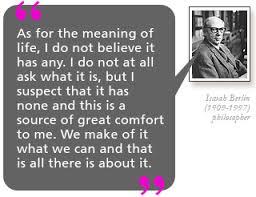 Isaiah Berlin Quotes. QuotesGram via Relatably.com