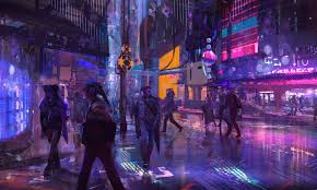 Download the perfect cyber pictures. Cyber City Wallpaper Explore Tumblr Posts And Blogs Tumgir