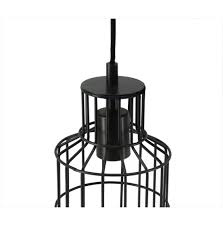 Industriele Hanglamp Van Staaldraad Verlichting Kameraankledennl