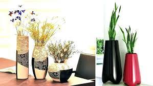 floor vase ideas fillers flower new wonderful tall decorative clear glass vases floo