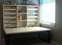 diy folding lego table