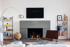 barely there modern glass fireplace screenmodern living room san francisco
