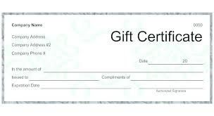 Make Your Own Gift Certificate Templates Free How To Make A Voucher Gift Voucher Code Idmanado Co