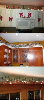 Kitchens Decorated For Christmas 25 Best Ideas About Christmas Kitchen Decorations On Pinterest