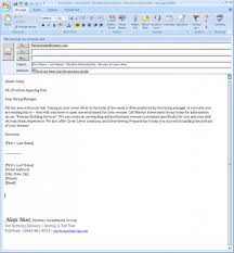 When Emailing A Resume Part 24 Steps Of Emailing A Resume As Attachment Trend Sample 1