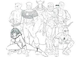 Coloring Pages Avengers Infinity Coloring Pages Avengers Color Pages
