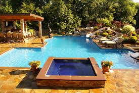 Swimming Pool:Wonderful Swimming Pool With Outdoor Natural View Creative  and inspiring natural swimming pool