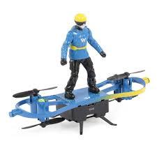 Attop F5 <b>2.4G Mini RC Drone</b> Skater Bentuk Pesawat Terbang ...