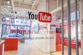 google office youtube. Google Canada Gives Toronto YouTubers Access To Resources With New Creator Space Office Youtube O