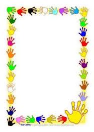 Preschool Page Borders Preschool Borders 101 Clip Art