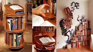 creative book storage. Wonderful Creative Creative Book Storage  For C