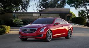 2015 Cadillac ATS Coupe Preview | J.D. Power Cars