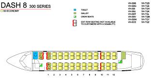 Dash 8 300 Seating Chart 43 Thorough Bombardier Dash 8 Seating Chart