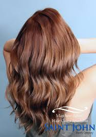 Red Auburn Hair Color For Fall