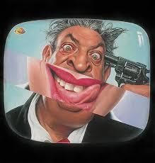 Rodney Dangerfield by Sebastian Krüger | Caricature, Celebrity caricatures,  Funny caricatures