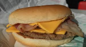 mcdonald s bacon double cheeseburger